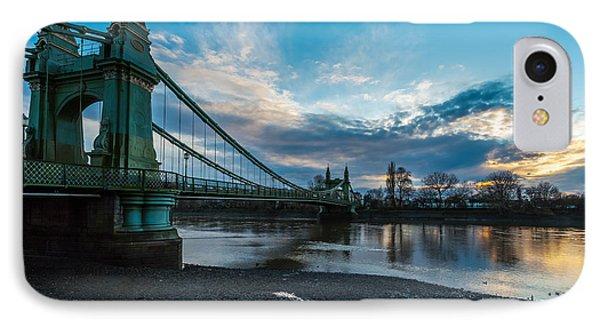 Hammersmith Bridge IPhone Case