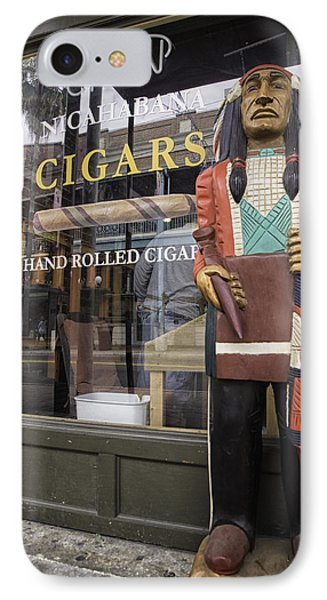 Hand Rolled Cigars IPhone Case