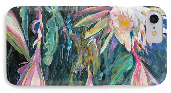 Hanging Garden Floral IPhone Case