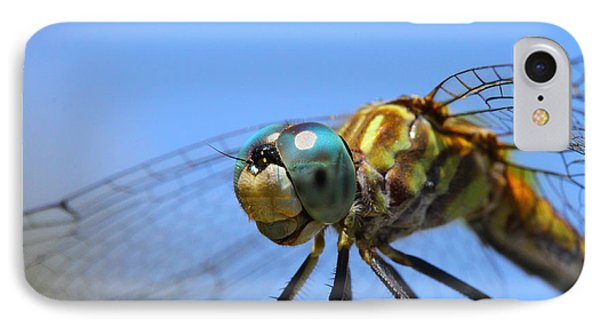 Happy Dragonfly IPhone Case