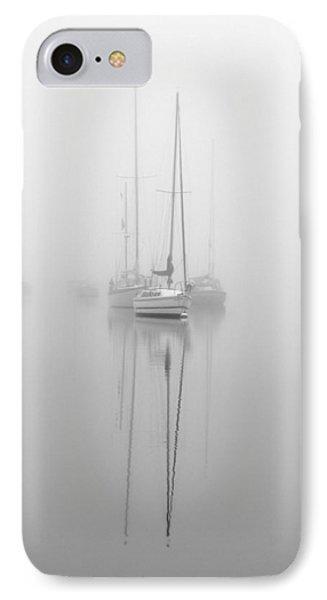 Harbor Fog No.1 IPhone Case