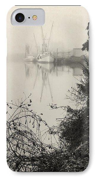 Harbor Fog No.3 IPhone Case