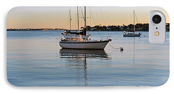 Harbor Sunrise IPhone Case