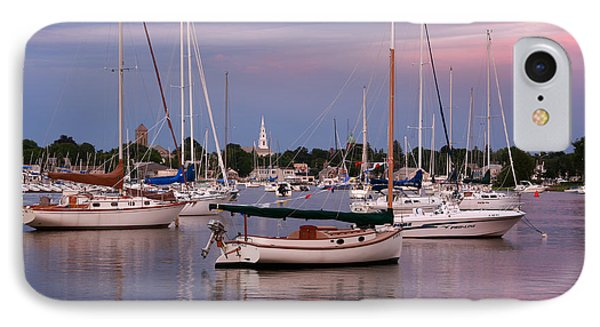 Harbor View IPhone Case