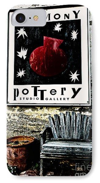 Harmony Pottery IPhone Case
