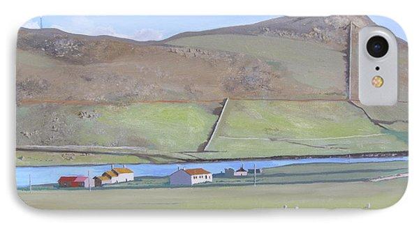 Haroldswick Shetland Islands IPhone Case