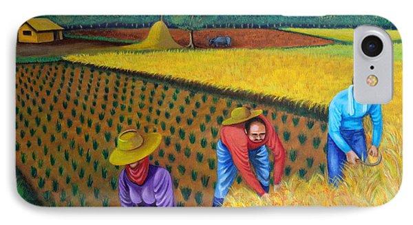 Harvest Season IPhone Case