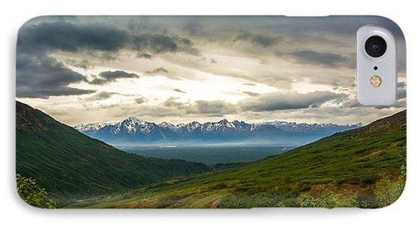 Hatcher Pass Alaska IPhone Case