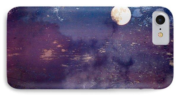 Haunted Moon IPhone Case