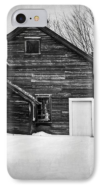 Haunted Old House IPhone Case