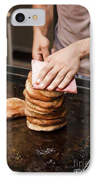 Hawawshi Sandwich  IPhone Case