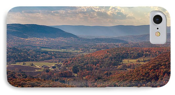 Haystack Mountain Tower View IPhone Case