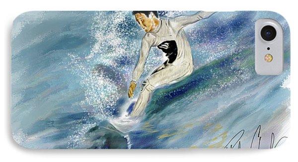 Hb Surfer IPhone Case
