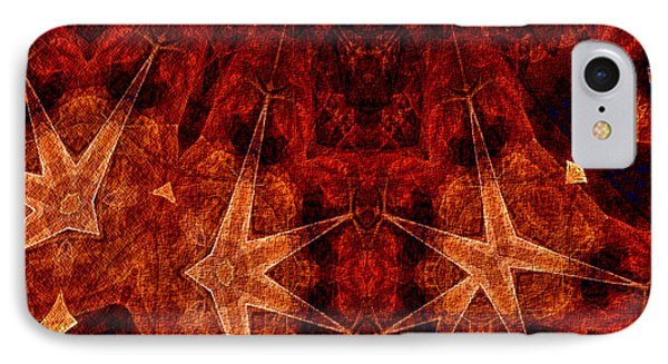 He Wears The Robe Of Stars IPhone Case