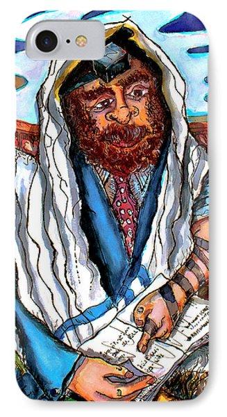 Hear O Israel IPhone Case