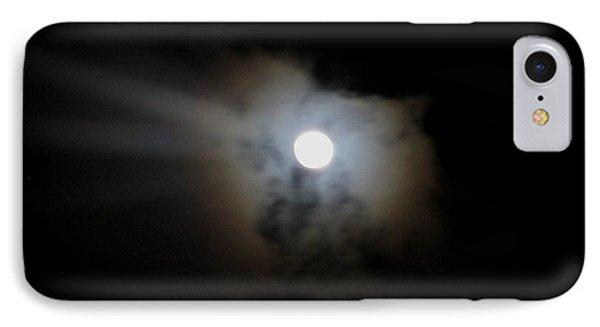 Heart Moon IPhone Case