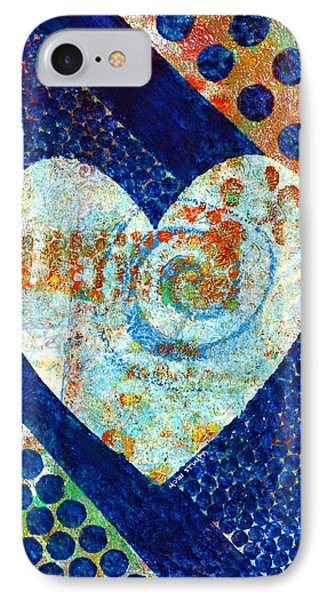 Heart Of Hearts Series - Elated IPhone Case