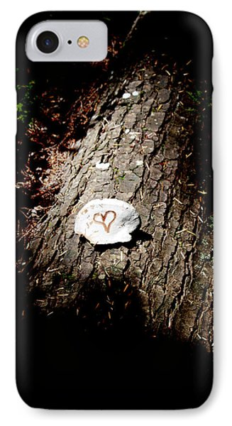 Heart Shape Stop IPhone Case