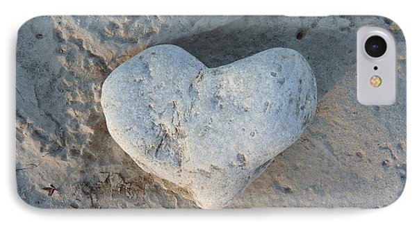 Heart Stone Photography IPhone Case