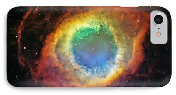 Helix Nebula 2 IPhone Case