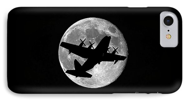 Hercules Moon IPhone Case