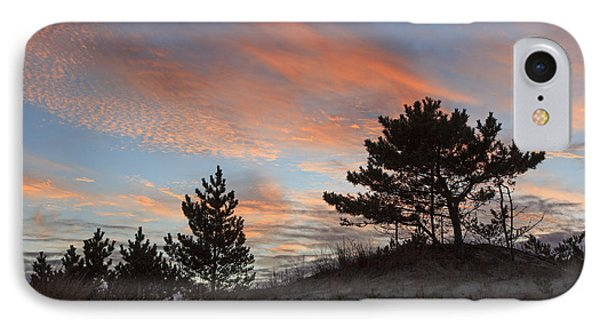 Herring Point Sunset IPhone Case