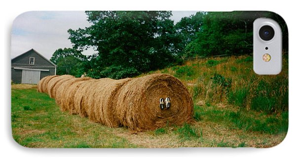 Hey- Hay Roll IPhone Case