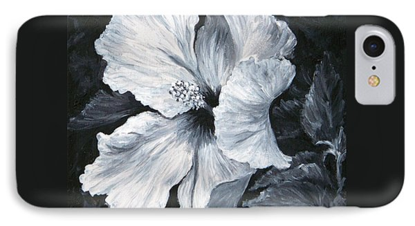 Hibiscus 1 IPhone Case