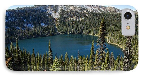 Hidden Lake In Idaho IPhone Case