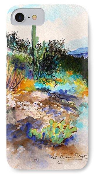 High Desert Scene 2 IPhone Case