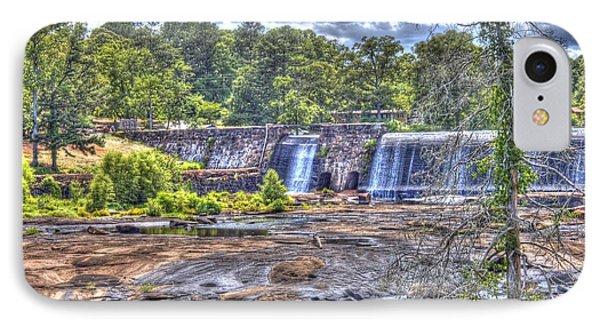 High Falls Dam IPhone Case