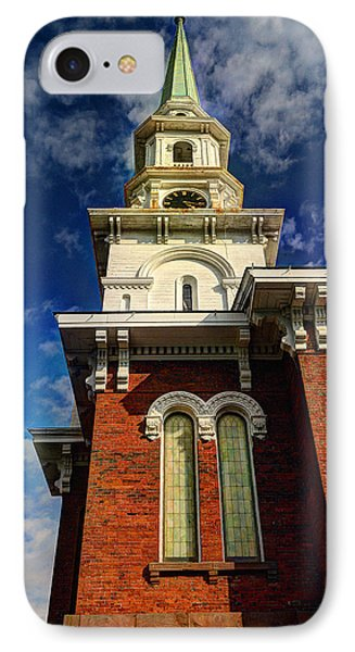 Historic Steeple IPhone Case