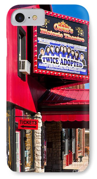 Historic Theater IPhone Case