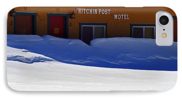 Hitchin' Post March IPhone Case