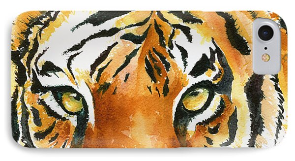 Hold That Tiger IPhone Case
