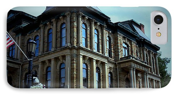 Holmes County Ohio Courthouse IPhone Case