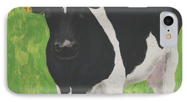Holstein IPhone Case