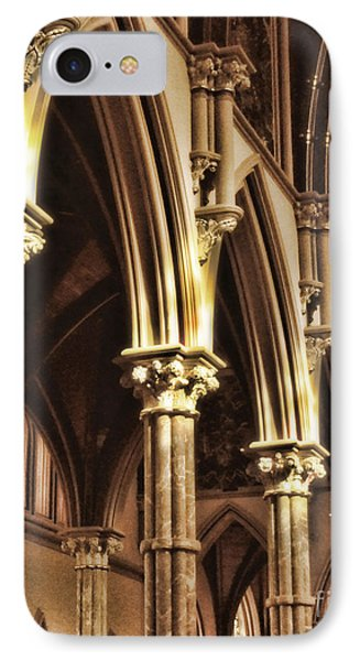 Holy Name Cathedral IPhone Case