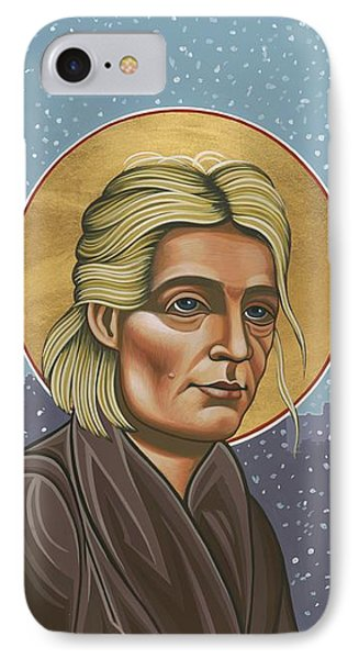 Holy Prophet Dorothy Day 154 IPhone Case