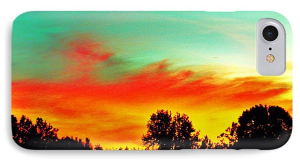 Home At Dusk 2 IPhone Case