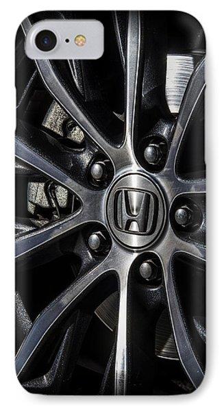 Honda Wheel IPhone Case
