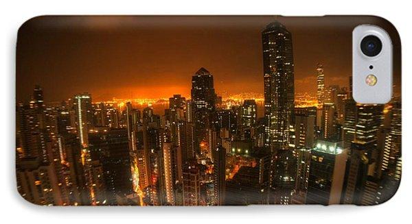 Hong Kong Gotham IPhone Case