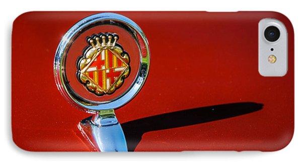 Hood Ornament On Matador Barcelona II Coupe IPhone Case