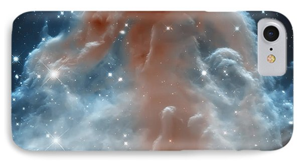 Horse Head Nebula IPhone Case