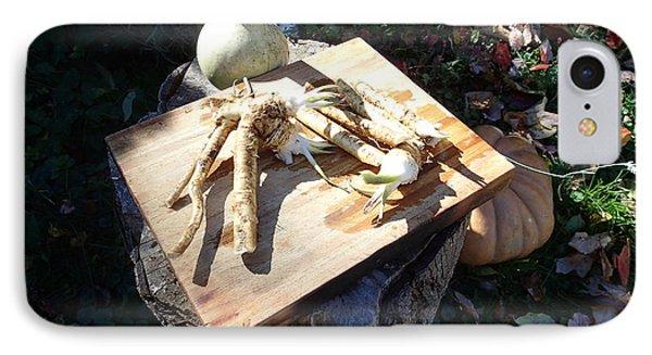 Horseradish In The Fall IPhone Case