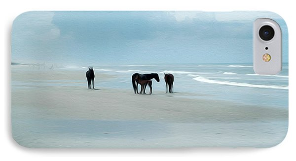 Horses Of The Obx IPhone Case