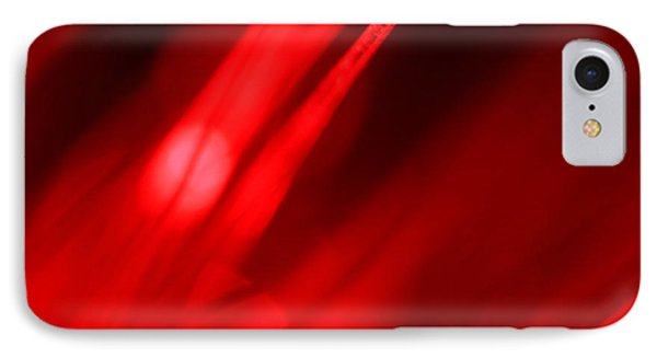 Hot Blooded Series Part 3 IPhone Case