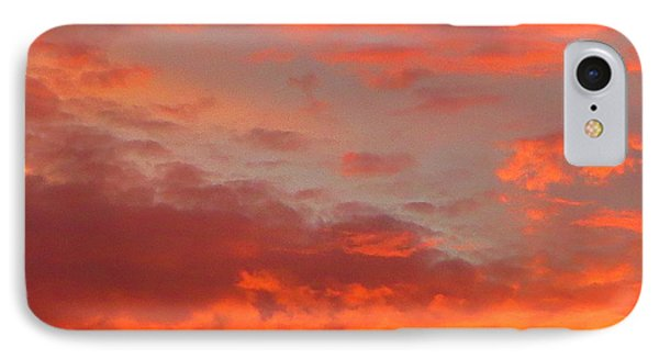 Hot Florida Sunset IPhone Case