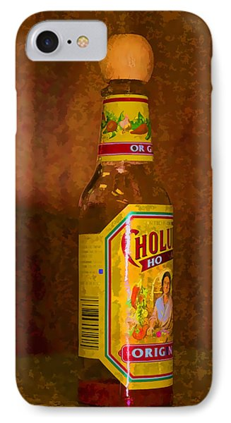 Hot Sauce Two IPhone Case