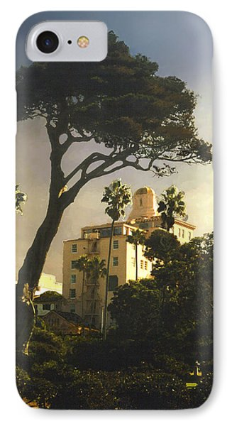 Hotel California- La Jolla IPhone Case